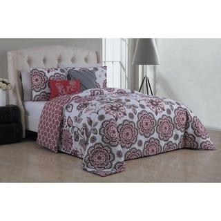 Avondale Manor Cobie 5-piece Duvet Cover Set