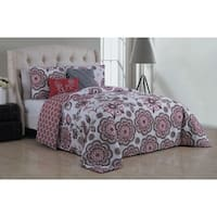 Avondale Manor Cobie 5-piece Duvet Cover Set