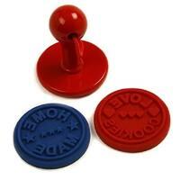 Home & Kitchen Norpro Cookie Stamper (Includes 2 Stamps)