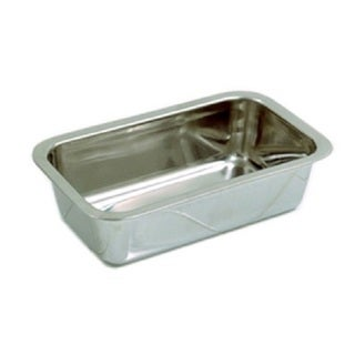 Norpro Silver Stainless Steel Loaf Bread Pan