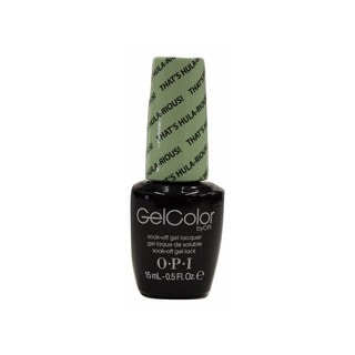 OPI GelColor 'That's Hula-arious' 0.5-ounce Nail Lacquer