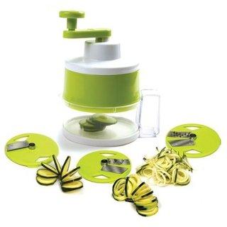 Norpro Green 3-blade Spiral Slicer