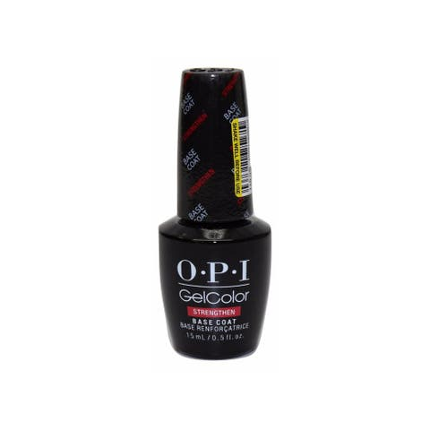 OPI GelColor Strengthening Base Coat