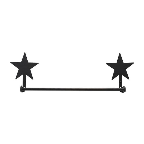 Iron Star Large Towel Bar