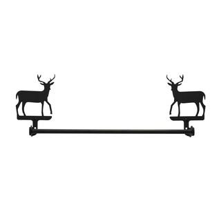 Iron Deer Small Towel Bar