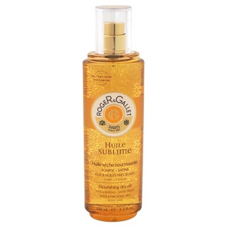 Roger & Gallet 3.3-ounce Huile Sublime Nourishing Dry Oil Spray