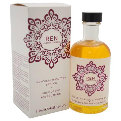 Ren 4.08-ounce Moroccan Rose Otto Bath Oil