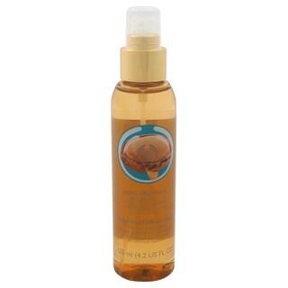 The Body Shop 4.2-ounce Wild Argan Oil The Radiant Oil for Body & Hair