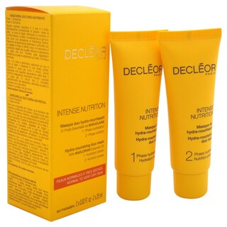Decleor Intense Nutrition Hydra-Nourishing Duo Mask