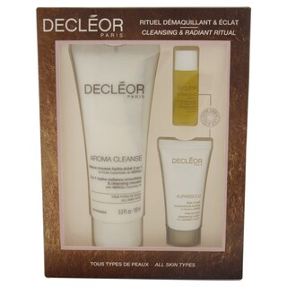 Decleor 3-piece Cleansing & Radiant Ritual Kit