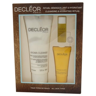 Decleor 3-piece Cleansing & Hydrating Ritual Kit
