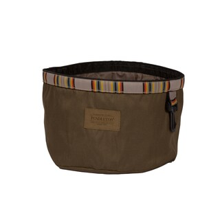 Pendleton Yakima Camp Travel Pet Water Bowl