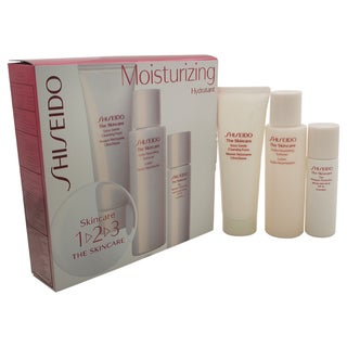 Shiseido 3-piece The Skincare Moisturizing Kit