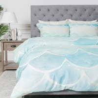 Wonder Forest Mermaid Scales Duvet Cover