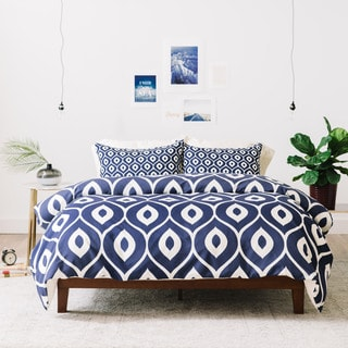 Aimee St Hill Leela Navy 1 Piece Duvet Cover
