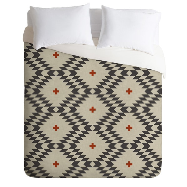Holli Zollinger Native Natural Plus 1 Piece Duvet Cover