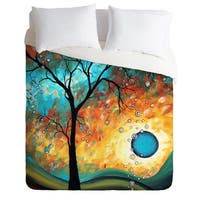 Madart Inc Aqua Burn 1 PIece Duvet Cover