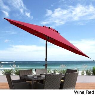 CorLiving UV and Wind Resistant Tilting Patio Umbrella