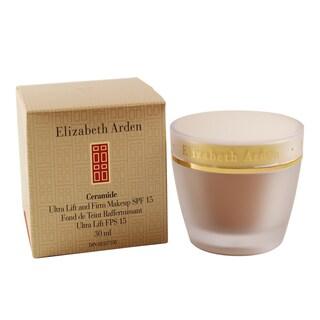 Elizabeth Arden Ceramide Ultra Lift and Firm Makeup SPF 15 Sandstone