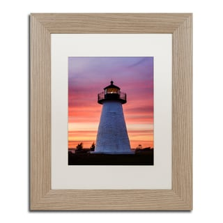 Michael Blanchette Photography 'Needle in the Sky' Matted Framed Art
