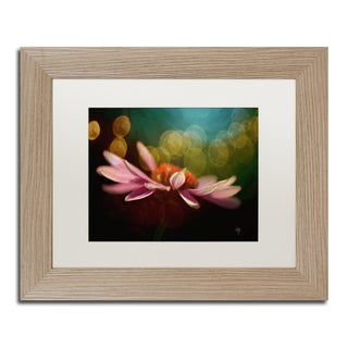 Lois Bryan 'The Secret World of Coneflowers' Matted Framed Art