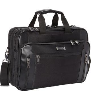 Kenneth Cole Reaction Black Top Zip 17.3-inch Laptop Case