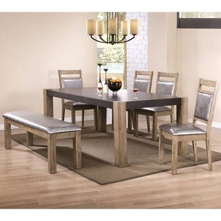 Modern Rustic Concrete Design Dining Set