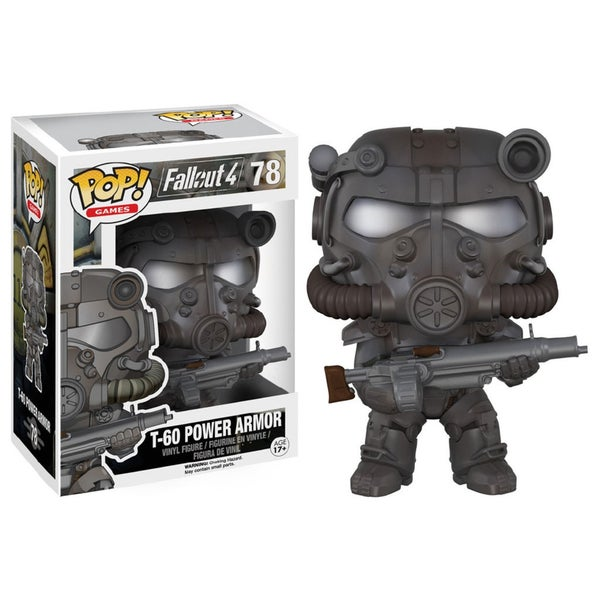 Funko POP Fallout 4 T-60 Power Armor Vinyl Figure