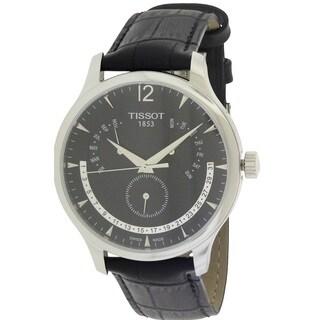 Tissot T-Classic Leather Men's Watch T0636371605700
