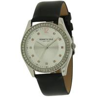 Kenneth Cole New York Women's'  Leather Watch
