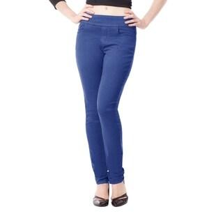 Bluberry Women's Bella Denim Slim Leg Jeans