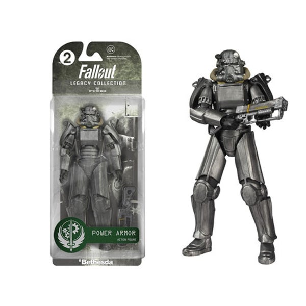 Bethesda Fallout Legacy Collection Power Armor Vinyl Figure