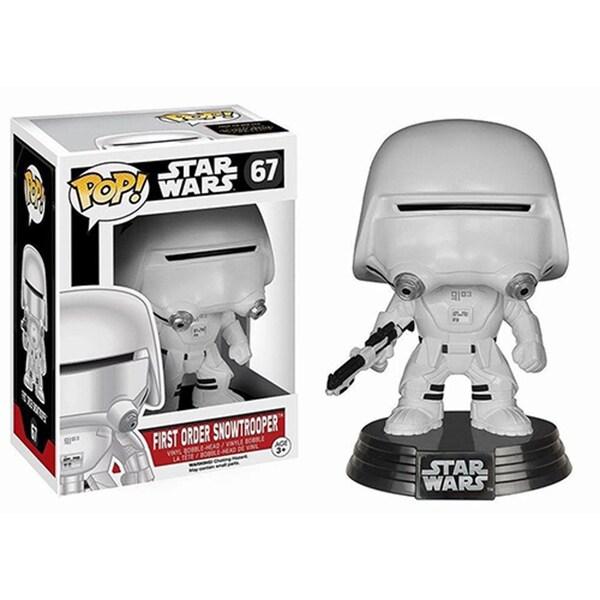 Funko POP Star Wars The Force Awakens First Order Snowtrooper Vinyl Figure
