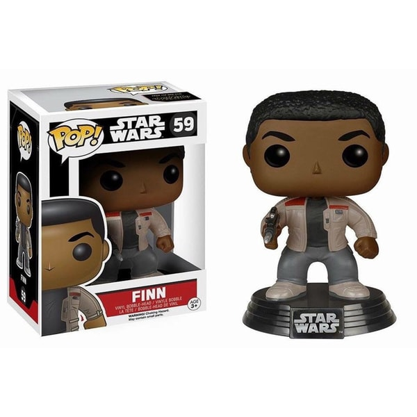 Funko POP Star Wars The Force Awakens Finn Vinyl Figure