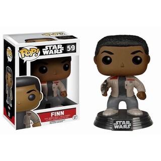 Funko POP Star Wars The Force Awakens Finn Vinyl Figure