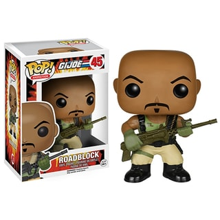 Funko POP GI Joe Roadblock Vinyl Figure