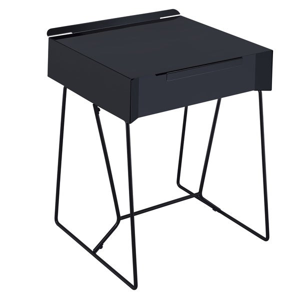modern 1 furniture. furniture of america talen midcentury modern 1drawer side table free shipping today overstockcom 21010802 1 i