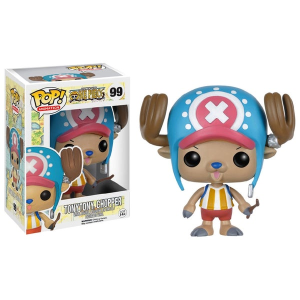 Funko POP One Piece Tony Tony Chopper Vinyl Figure
