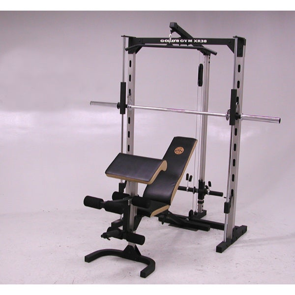 Shop gold s gym xr home gym free shipping today overstock