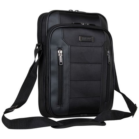 Kenneth Cole Reaction Keystone Vertical Tablet Messenger Bag