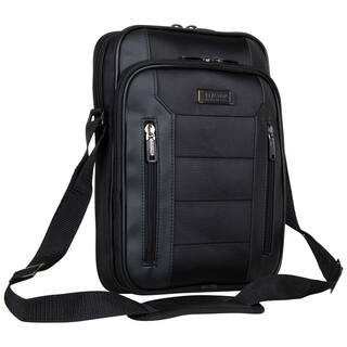 Kenneth Cole Reaction Keystone Vertical Tablet Messenger Bag|https://ak1.ostkcdn.com/images/products/14448265/P21011790.jpg?impolicy=medium