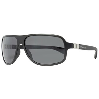 Tag Heuer Legend TH9304 Designer Men's Matte Black Frame Grey Lens Sunglasses