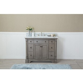 "Stella 43"" Single Bathroom Vanity Set"