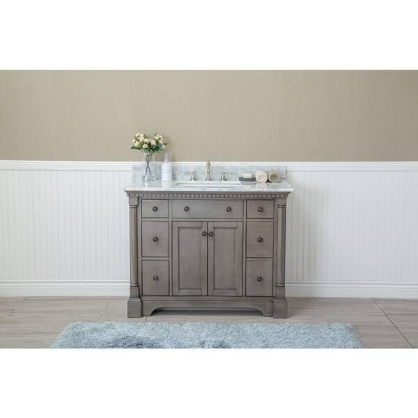 Shop Stella 43 Single Bathroom Vanity Set Overstock 14448860,Clearest Water In The Us