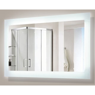 Encore LED Illuminated Bathroom Mirror