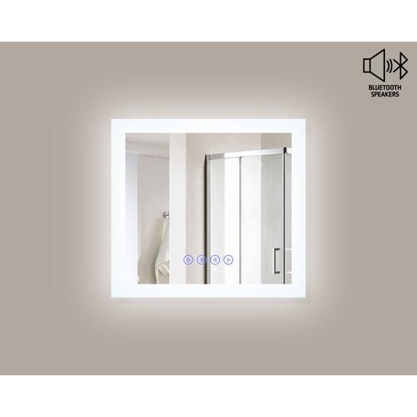 Shop Encore Blu103 Led Illuminated Bathroom Mirror With Built In