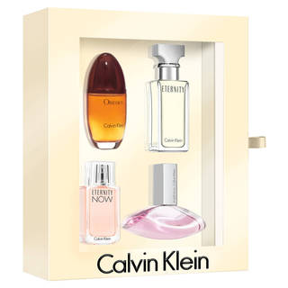Calvin Klein Women's 4-piece Mini Variety Set