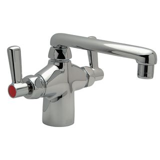 Zurn Aquaspec Lever Handles 6-inch Spout Lab Faucet