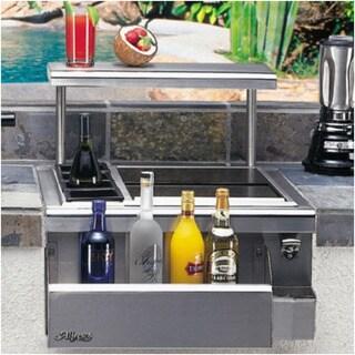 Alfresco 24-Inch Built-in Bartender Center