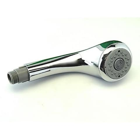 Hansgrohe Allegro Steel-Optik Handspray Shower Head